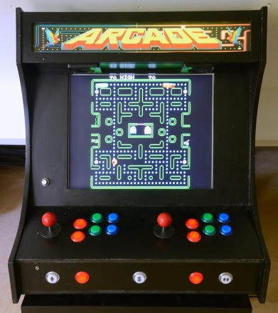 Arcadekast Deel 1 De Kast Inventions And More